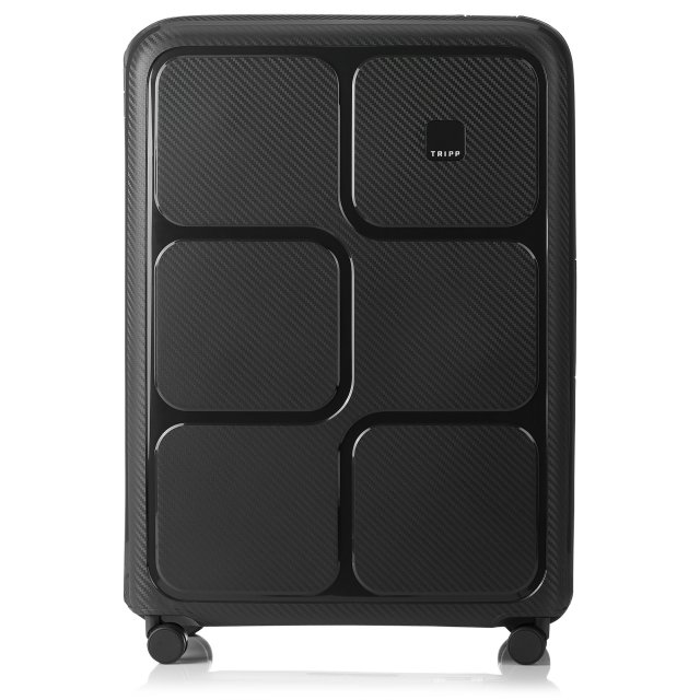 Superlock II Large 4 wheel Suitcase 75cm CHARCOAL