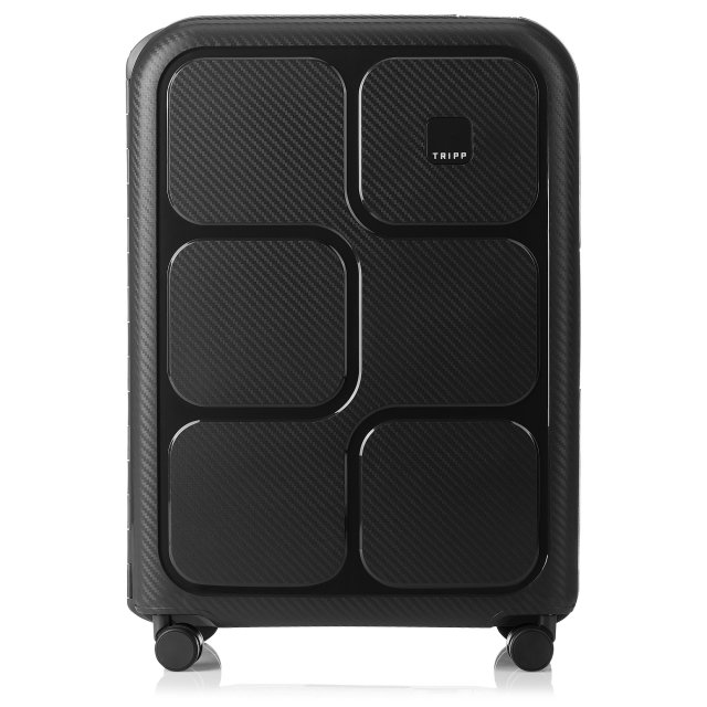 Superlock II Medium 4 wheel Suitcase 65cm CHARCOAL