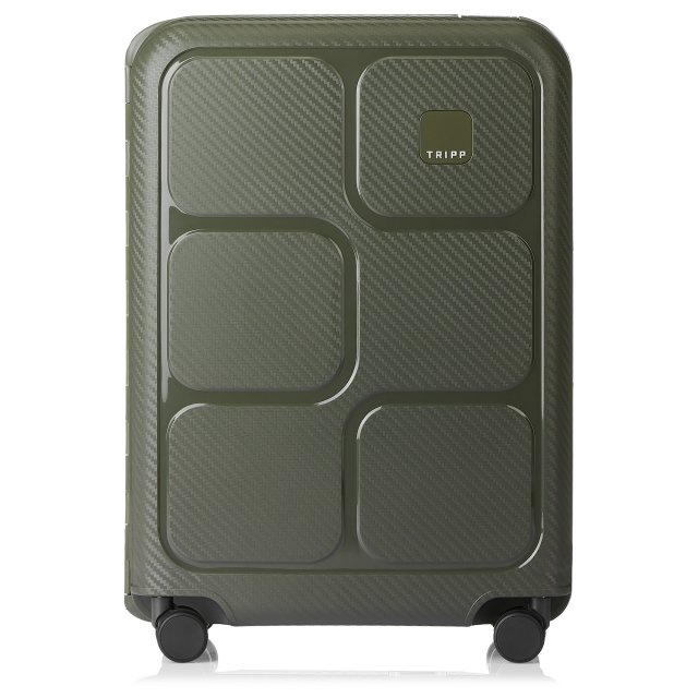 Superlock II Cabin 4 wheel Suitcase 55cm OLIVE
