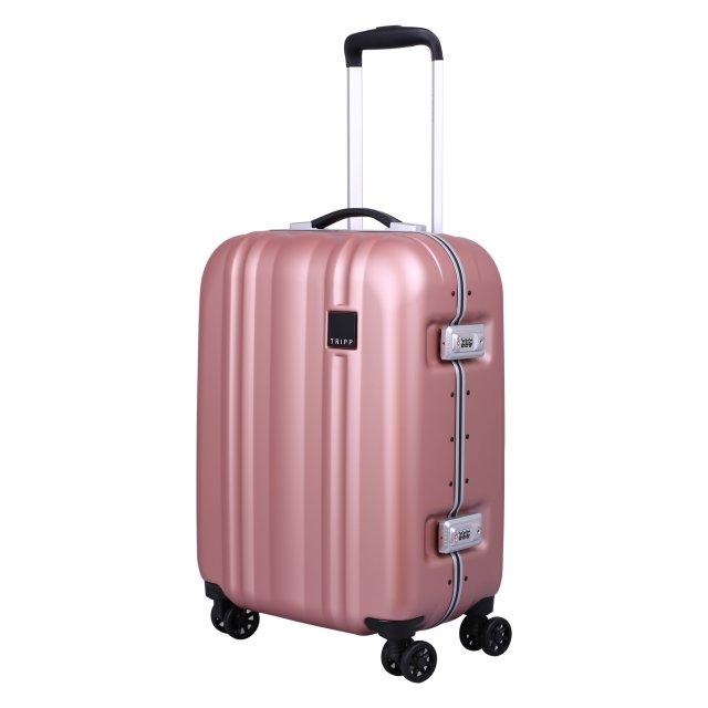 Tripp Blush  Absolute Lite II Frame  Cabin 4W Suitcase - Hard ... 8a74bee4c92f0