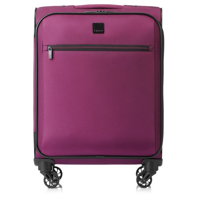 Full Circle Cabin 4 wheel Suitcase 55cm DAMSON