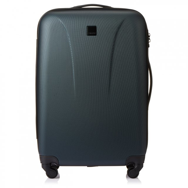 003f4ba0f495 Tripp Racing Green 'Lite' 4 Wheel Medium Suitcase