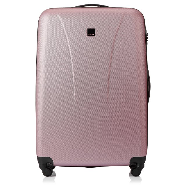 Lite 4W Large 4 wheel Suitcase 81cm SOFT PINK