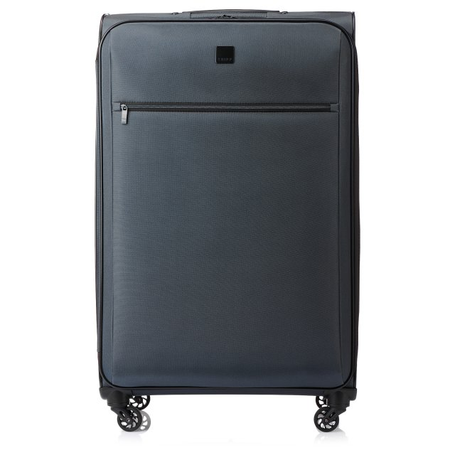 Full Circle Large 4 wheel Suitcase 83cm AIRFORCE