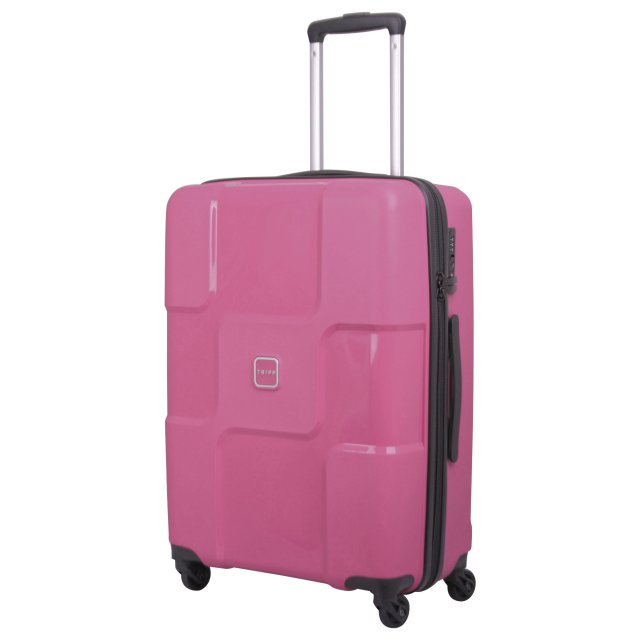 World Large 4 wheel Suitcase 77cm POSEY