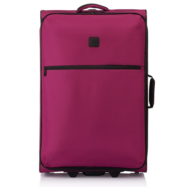 Ultra Lite 2W Large 2 wheel Suitcase 76cm CHERRY