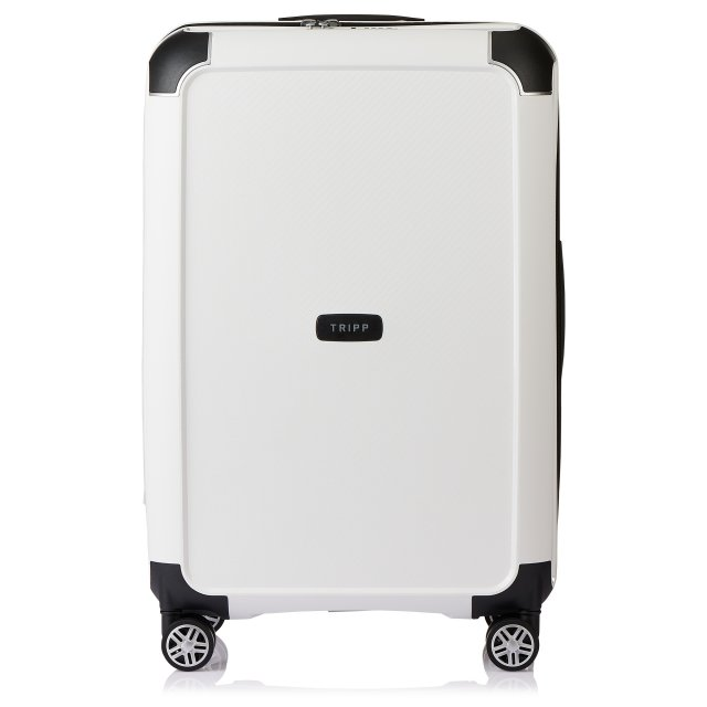 Supreme Medium 4 wheel Suitcase 67cm WHITE