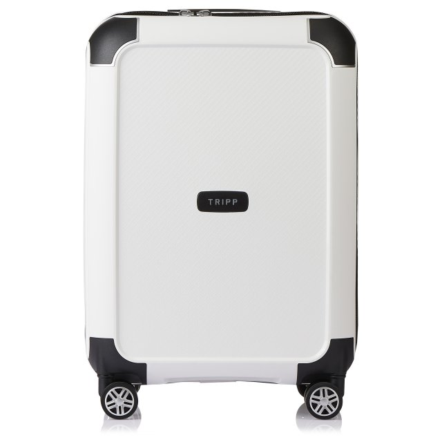 Supreme Cabin 4 wheel Suitcase 55cm WHITE