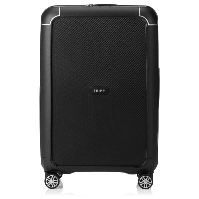 Supreme Medium 4 wheel Suitcase 67cm BLACK