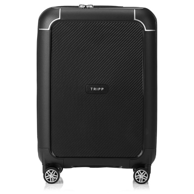 Supreme Cabin 4 wheel Suitcase 55cm BLACK