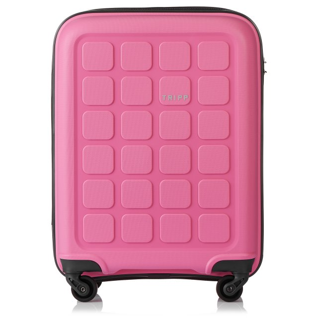 Holiday 6 Cabin 4 wheel Suitcase 55cm FLAMINGO
