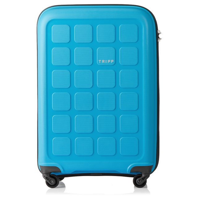 Holiday 6 Medium 4 wheel Suitcase 65cm TURQUOISE