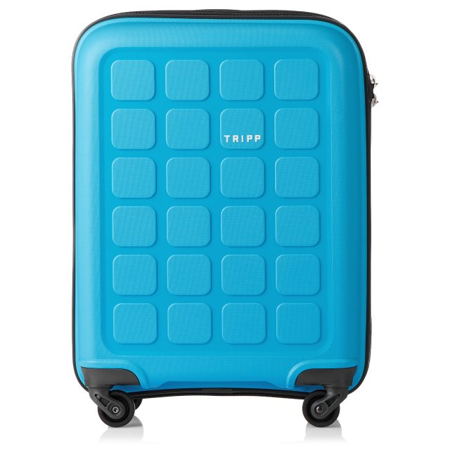 Holiday 6 Cabin 4 wheel Suitcase 55cm TURQUOISE