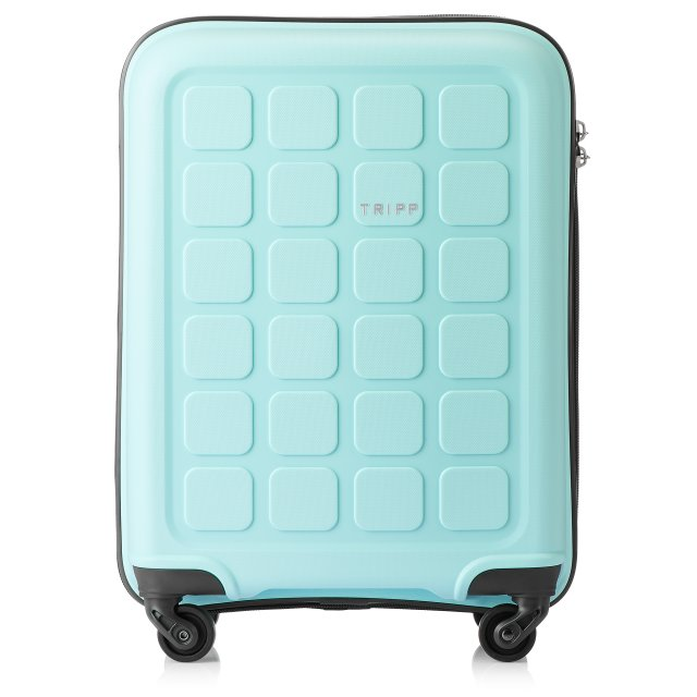 Holiday 6 Cabin 4 wheel Suitcase 55cm COOL MINT