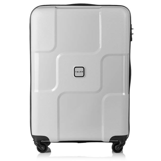 World Medium 4 wheel Suitcase 65cm DOVE GREY