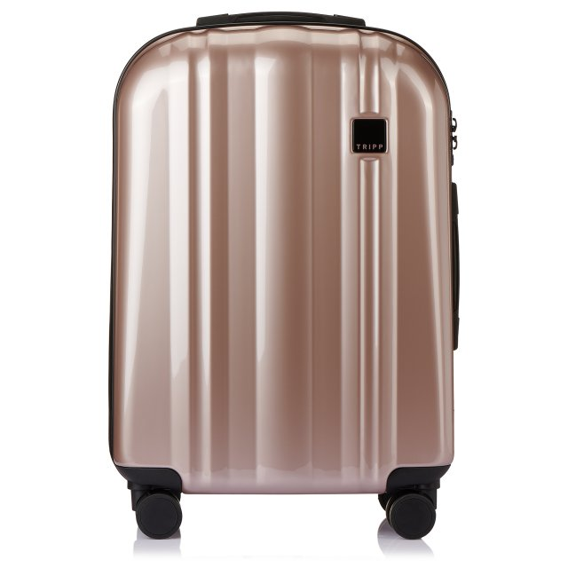 Absolute Lite Medium 4 wheel Suitcase 68cm BLUSH