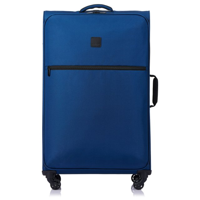 Ultra Lite Large 4 wheel Suitcase 84cm OCEAN BLUE