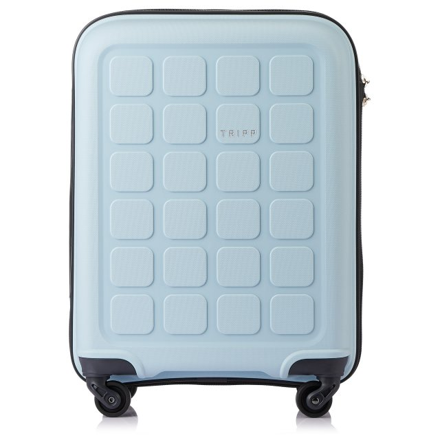 Holiday 6 Cabin 4 wheel Suitcase 55cm ICE BLUE