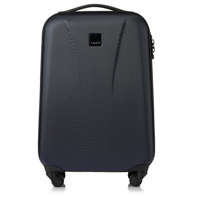 Lite 4W Cabin 4 wheel Suitcase 55cm DENIM