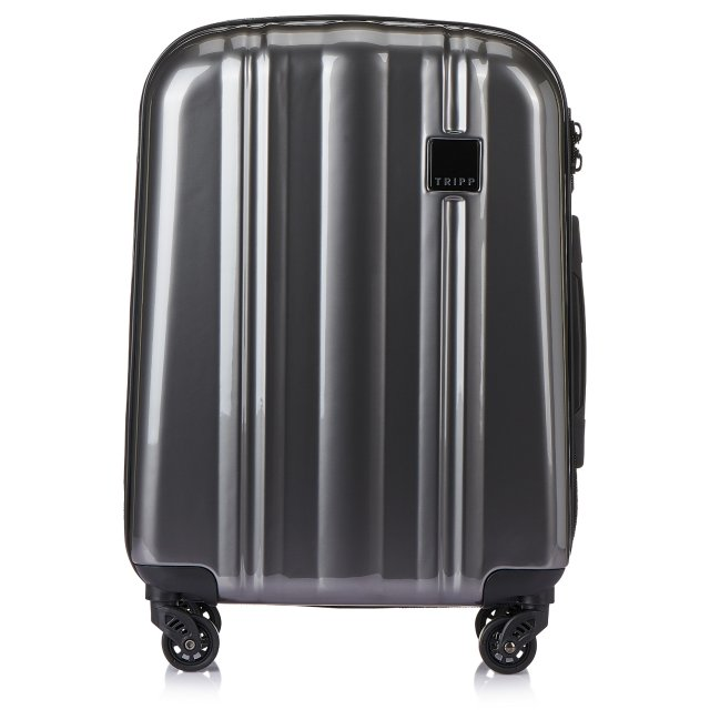 Absolute Lite Cabin 4 wheel Suitcase 55cm PEWTER