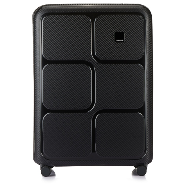 Superlock II Large 4W Suitcase 76cm ONYX