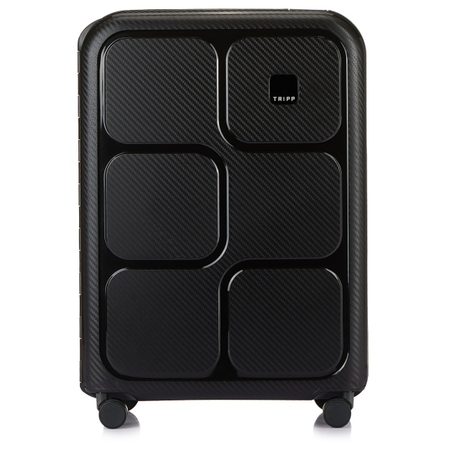 Superlock II Medium 4 wheel Suitcase 66cm ONYX