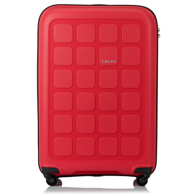 Holiday 6 Large 4 wheel Suitcase 75cm WATERMELON