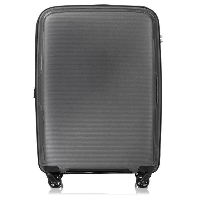 Escape Medium 4 wheel Suitcase 67cm Exp STONE