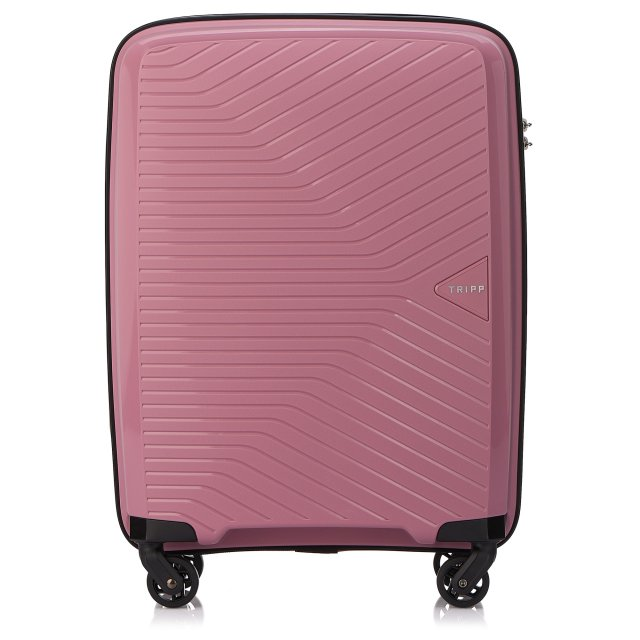 Chic Cabin 4 wheel Suitcase 55cm ROSE
